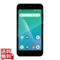 Android10.0(Go Edition)ブラック 5インチ スマートフォン