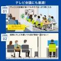 テレビ用ワイヤレススピーカー 写真11