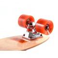 ミニクルーザースケートボード ( ナチュラル ) 写真12