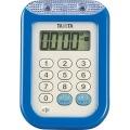 大音量タイマー100分計 TD-377 ブルー