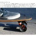 ミニクルーザースケートボード ( ブラック ) 写真13