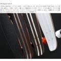 ミニクルーザースケートボード ( ブラウン ) 写真13