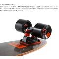 ミニクルーザースケートボード ( ブラック ) 写真14
