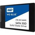 WD Blue 3D NAND SATA SSD 2TB 2.5/7mm WDS200T2B0A