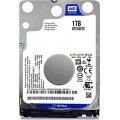 内蔵ハードディスク 2.5インチ 1TB WD Blue SATA 6Gb/s 130MB/s