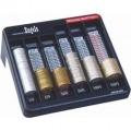 コインカウンター エンゲルス ver.1 硬貨計数容器 (ブラック)