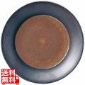 武蔵 ラウンドプレート22cm MS2201