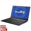 14型軽量薄型モバイルノートPC MousePro-NB410Z8G-BPQD (Windows 10 Pro / Core i7-10510U / 8GB)
