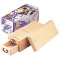 鰹箱 木製 王座