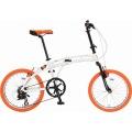 20インチ折りたたみ自転車 215 Barbarous (カラー・オブ・ドッペルギャンガー) 【大型商品につき代引不可・時間指定不可・返品不可】