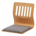 クッション付きクッション付き和座椅子 PY-307BS 幅39.5×奥行52×高さ43cm
