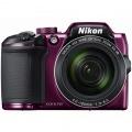 デジタルカメラ COOLPIX B500 プラム