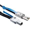 SFF8644-SFF8088 SAS外部接続ケーブル(2m)