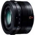 デジタル一眼カメラ用交換レンズ LEICA DG SUMMILUX 15/1.7 ASPH. H-X015 ブラック