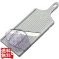 日本製 キャベツスライサー 幅広14cm 安全ホルダー付
