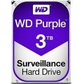内蔵ハードディスク 3.5インチ 3TB WD Purple 監視カメラ用