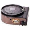 イワタニ カセットコンロスモークレス焼肉グリル やきまる 写真1