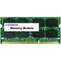 PC3L-12800(DDR3L-1600)対応ノートPC用メモリー 4GB