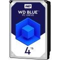 WD Blueシリーズ 3.5インチ内蔵HDD 4TB SATA3(6Gb/s) 5400rpm 64MB