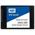 2.5inch 250GB 内蔵SSD 6Gb/s 3D NAND WD Blue R=550MB/s W=525MB/s 7mm 海外パッケージ [ 5年保証 ]