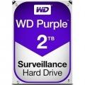 内蔵ハードディスク 3.5インチ 2TB WD Purple SATA6Gb/s 64MB