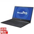 テンキー&光学ドライブ搭載 15型ビジネススタンダートノートPC MousePro-NB510Z-BPQD (Windows 10 Pro / i7-8565U / 8GB)