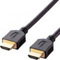 HDMIケーブル/PS4向/Ver1.4/イーサネット+3D映像対応/2.0m/ブラック 写真1