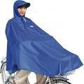 D-3POOK 自転車屋さんのポンチョ (ブルー)
