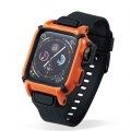 Apple Watch 44mm/NESTOUTバンドケース/オレンジ