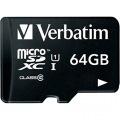 Micro SDXC Card 64GB Class 10