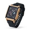 Apple Watch 44mm/NESTOUTバンドケース/カーキ