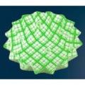 ココ・ケース(500枚入)丸型 ひまわり 小 緑