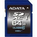 Premier SDXCカード64GB UHS-I CLASS10 ASDX64GUICL10-R