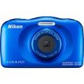 デジタルカメラ COOLPIX W150 ブルー