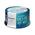 ビデオ用ブルーレイディスク 50BNR1VJPP6(BD-R 1層:6倍速 50枚スピンドル)