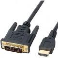 HDMI-DVIケーブル(1m)