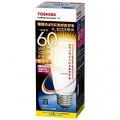 LED電球 一般電球形 T形 全方向タイプ 断熱材施工器具対応 60W相当 電球色810lm