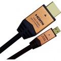 HDM30-018MCG HDMI-MICROケーブル 3.0m