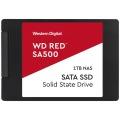 WD Red 3D NANDシリーズ SSD 1TB SATA 6Gb/s 2.5インチ 7mm 高耐久モデル 国内正規代理店品