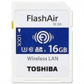 16GB SDHC メモリーカード Class10 無線LAN搭載