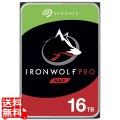 Guardian IronWolf Proシリーズ 3.5インチ内蔵HDD 16TB SATA6.0Gb/s 7200rpm 256MB