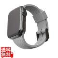 UAG製 U by UAG DOT グレイ Apple Watch 40/38mm用バンド