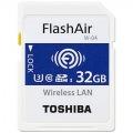 32GB SDHC メモリーカード Class10 無線LAN搭載