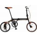 16インチ折りたたみ自転車 111 Roadfly 【大型商品につき代引不可・時間指定不可・返品不可】