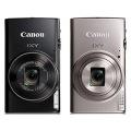 コンパクトデジタルカメラIXY 650 シルバー 写真2