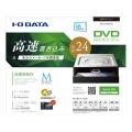 DVD-R 24倍速書き込み対応 内蔵型DVDドライブ ブラック 写真2