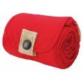 コンパクトバッグ L レッド | エコバッグ 買い物 レジかご お出かけ サイドバッグ スーパー コンパクト 写真2