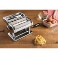 アトラス パスタマシーン ATL-150 (1.5mm/6mm刃付属)   うどん 中華麺 使いやすい 調理 キッチン 自家製麺 タリオーニ フェットチーネ 写真2