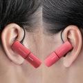 Bluetooth/携帯用ヘッドセット/HS10/レッド 写真3