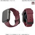 UAG製 U by UAG DOT オーベルジーヌ Apple Watch 44/42mm用バンド 写真3